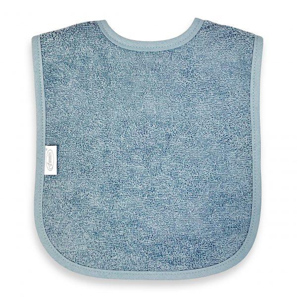 Slabbetje Grey/Blue