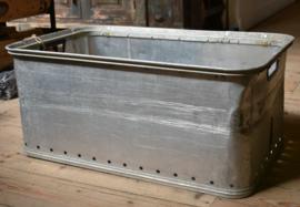 Magazijnbak aluminium