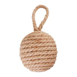 Deurstopper touw rond (Esschert Design)