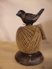 Touwhouder vogel (Clayre & Eef)