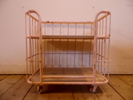 Trolley roze klein (Jama Trade)