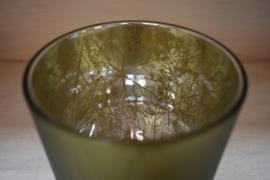 Waxinelichthouder blad (Van Manen)
