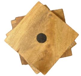 Onderzetters dobbelsteen (Gifts)
