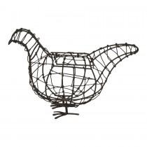 Eiermandje draadijzer kip (Evenaar)