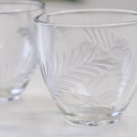 Glas Leaves klein (Zenza)
