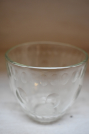 Glas Leaves klein Dots (Zenza)