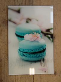 Wanddecoratie macarons (M. ter Halle)