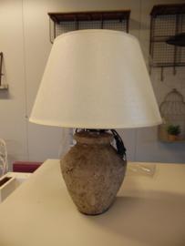 Lampenkap klein gebroken wit (Lavandoux)