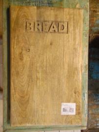 """Broodplank """"bread"""""""