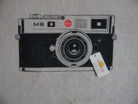 Kussenhoes camera (Clayre & Eef)