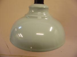 Lichtblauwe hanglamp