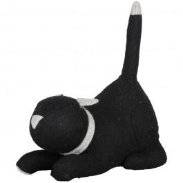 Deurstopper vilt zwarte kat (Esschert Design)