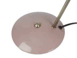 Tafellamp Hood dusty pink (Leimotiv)