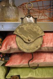 Katrol grijs metaal (Sommerfield)