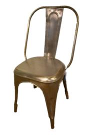Metalen stoelen, set van 4 (Evenaar)