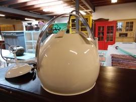 Hanglamp rond wit (Go'round)