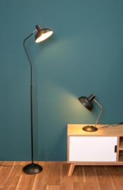 Tafellamp Hood black (Leimotiv)
