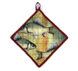 set pannenlappen vissen imbarro