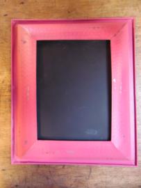 Fotolijstje magneetbord roze (Only Natural)