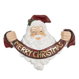 Kerstman merry Christmas(Clayre & Eef)