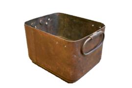 Metalen bak (Evenaar)