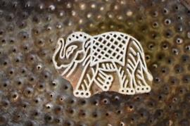 stempel olifant klein