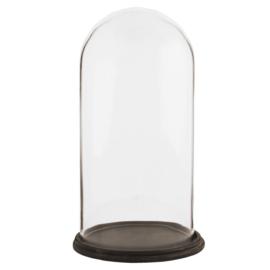 Glazen stolp 39 x 23 (Clayre & Eef)