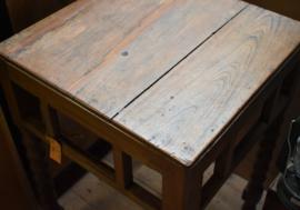 Bijzettafel / plantentafel teak (Raw Materials)