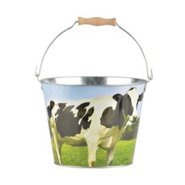 Zinken emmer koe (Esschert Design)