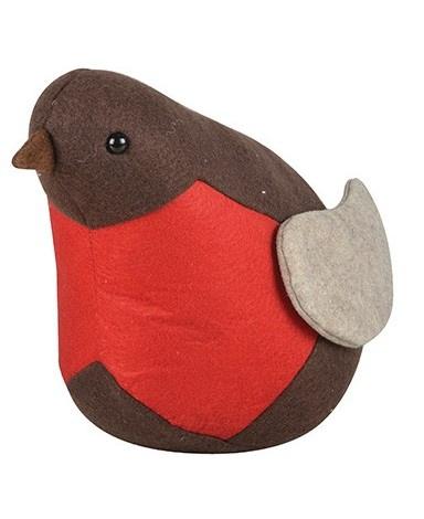 Deurstopper roodborst (Esschert Design)