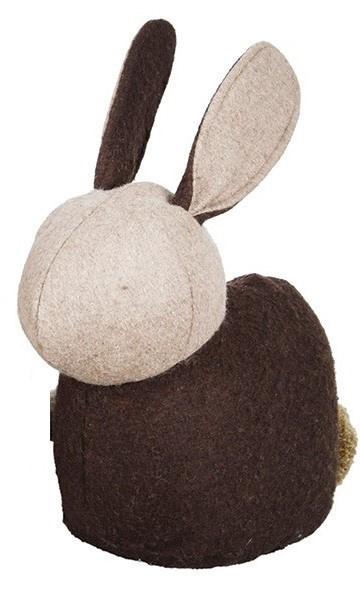Deurstopper vilt konijn (Esschert Design)