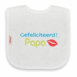 Gefeliciteerd Papa