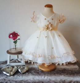 feest jurk bloem
