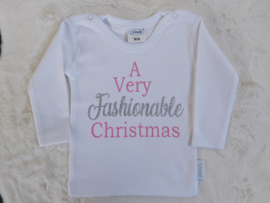 A Very Fashionable Christmas (roze)