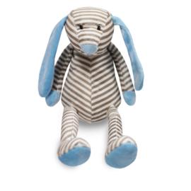 Funnies  - hond blauw gestreept