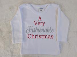 A Very Fashionable Christmas (rood)