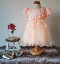Feest jurk roze