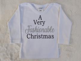 A Very Fashionable Christmas (zwart)