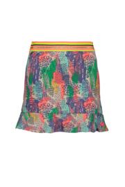 Kidz-Art Skirt Peplum allover Print - Tiger