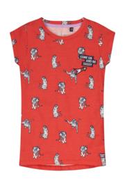 Quapi Shirt Alin - Flame Red