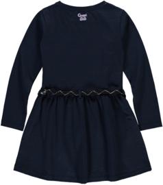 QUAPI DRESS TARANA - D.N. LUREX STRIPE