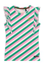 Quapi Shirt Anita - Light Pink Diagonaal