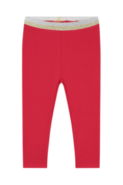 Quapi Baby Girls Legging Britta - Cherry Red