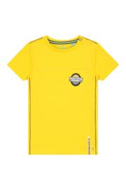 Quapi Baby Boys Shirt Berry - Empire Yellow