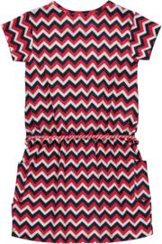 Quapi dress Samira 'Zigzag'