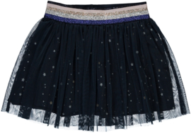 Quapi Skirt Thera - Dark Navy Stars