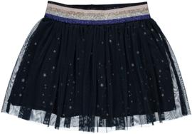Quapi Skirt Thera - Dark Navy Stars