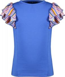 NoNo Girls t-shirt - Kayla - Light Porcelaine