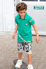 Quapi boys Polo Amon - Emerald