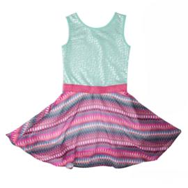 LoFff Sweet Dress Multicolour